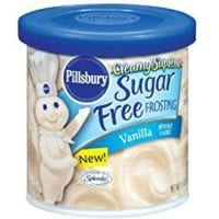 Pillsbury Vanilla Sugar Free Frosting