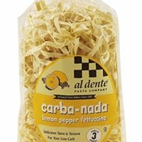 Al Dente Carba-Nada Lemon Pepper Fettuccine