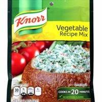 Knorr Vegetable Recipe Mix