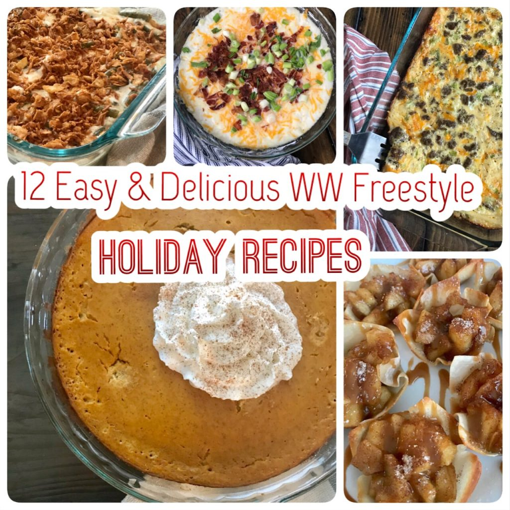 12 Easy And Delicious Ww Friendly Holiday Recipes Pound