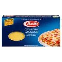 Barilla Oven-Ready Lasagna Pasta