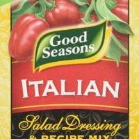 Good Seasons Italian Salad Dressing & Recipe Mix