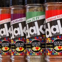 Dak's. Orignal Red-Salt Free, All Natural