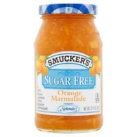 Smucker's sugar free orange marmalade