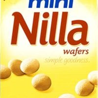 NABISCO NILLA WAFERS MINI'S