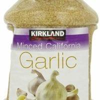 Kirkland Minced California Garlic