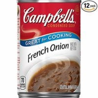Campbell's Condensed French Onion Soup, 10.5 oz. Can (Pack of 12)
