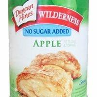 Wilderness No Sugar Added Pie Filling, Apple (1 20 oz. can)