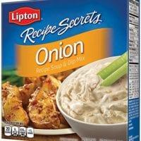Lipton Soup and Dip Mix