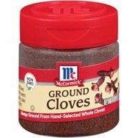 McCormick Ground Cloves, 0.9 oz