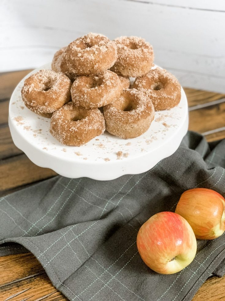 Two Point Apple Cider Donuts