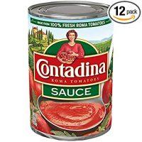 Tomato Sauce with Natural Sea Salt