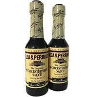 Lea & Perrins Original Worcestershire Sauce 5 oz Bottle (2 Pack)
