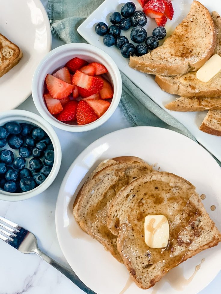 Easy Classic French Toast