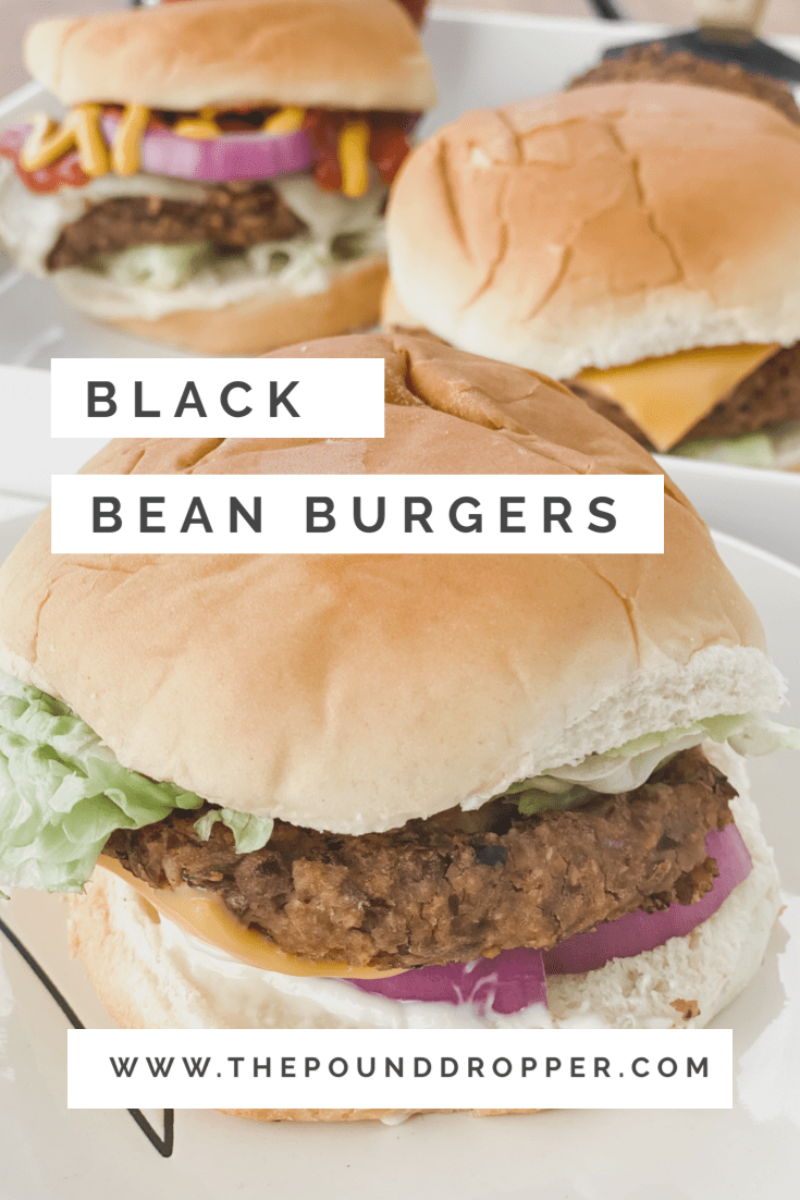 These Black Bean Burgers are simple to make and packed with black beans, onions, garlic, and perfectly spiced with a few other seasonings! These make for the perfectmeatless burger! Flavorful anddelicious! via @pounddropper