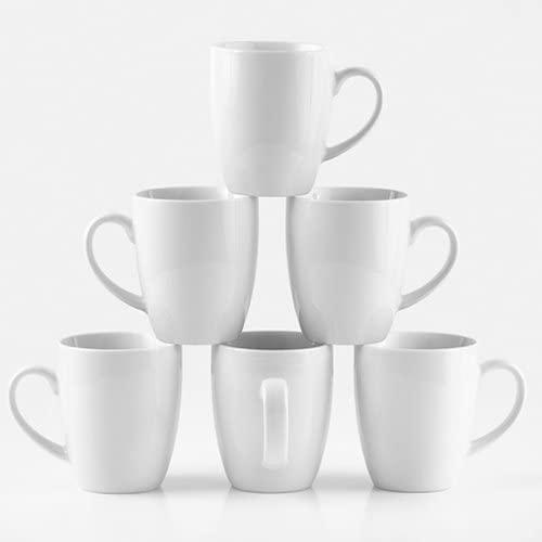 Mug- Set of 6 -12 oz