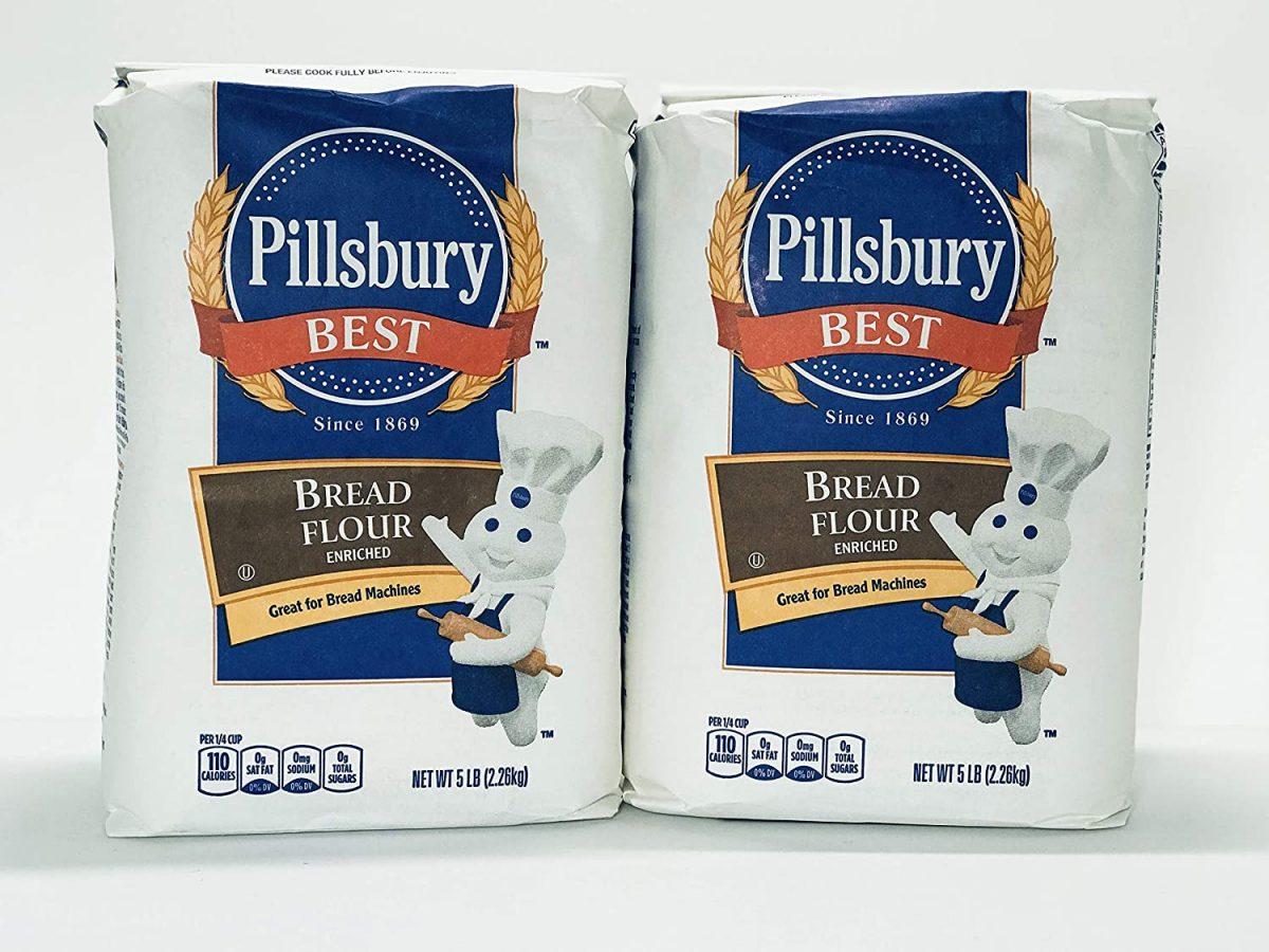 Pillsbury Best - Bread Flour Enriched