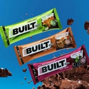 Built Protein and Energy Bar