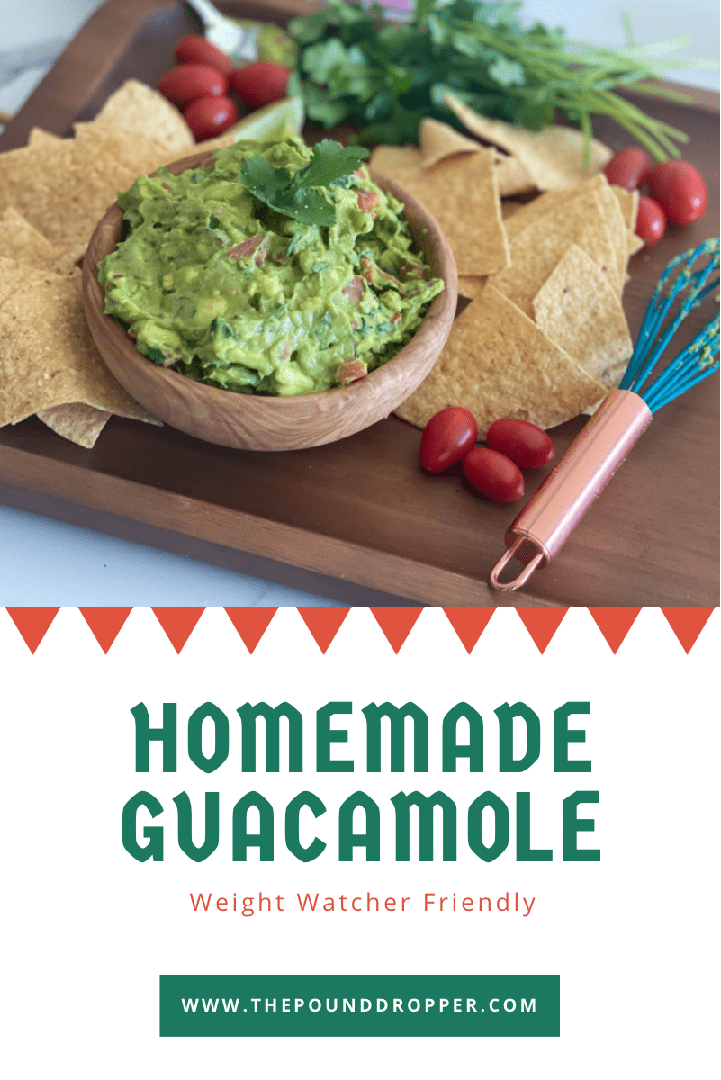 This Homemade Guacamole is hands down the BEST guacamole recipe! It's simple to make and uses fresh ingredients!Serve with chips, as a side dish, or spread it on a piece of toast! via @pounddropper