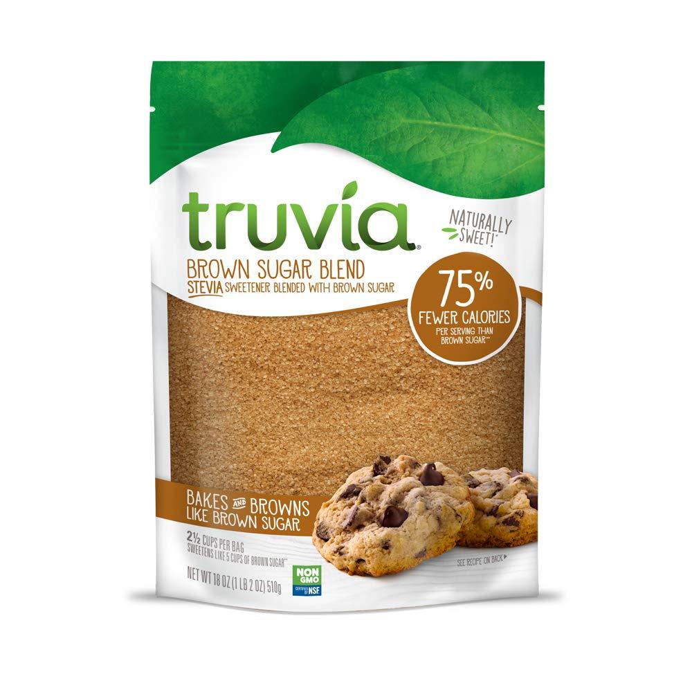 Truvia Brown Sugar Blend