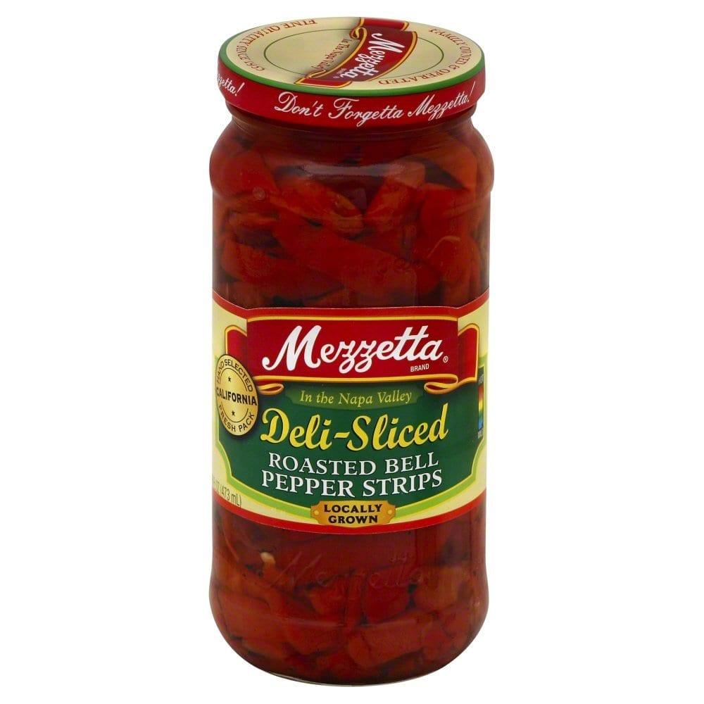 Mezzetta Sweet Pepper Roasted