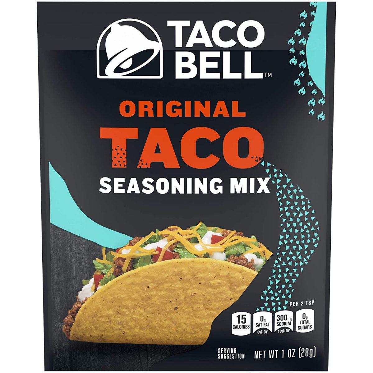 Taco Bell Seasoning