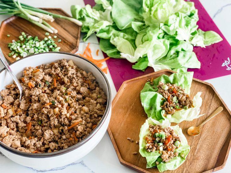 Easy Copycat PF Chang's Lettuce Wraps