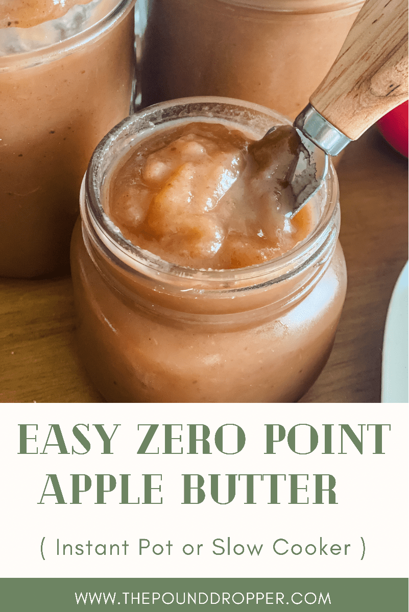 There's just nothin' like the smell and taste of homemade Zero Point Apple Butter.This Zero Point Apple Butter is a MUST have-spread it on a slice ofbread, muffins, biscuits, or as a topping for oatmeal, yogurt and/or ice cream! via @pounddropper