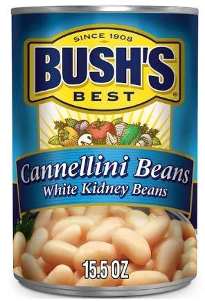 Bush's Best, Cannellini Beans White Kidney Beans