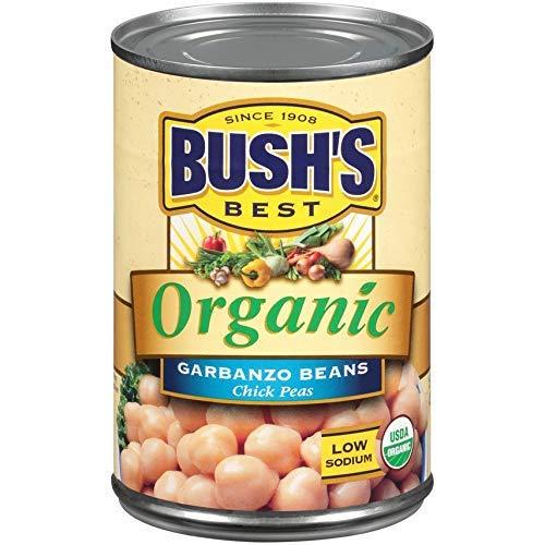 Organic Garbanzo Beans Canned Beans