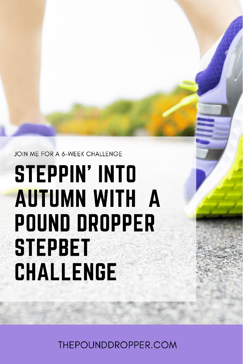 Step into Autumn with a Pound Dropper's StepBet via @pounddropper