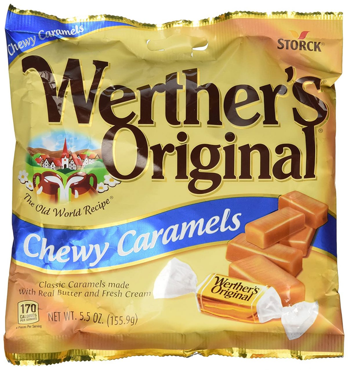 Werther's Original, Chewy Caramels