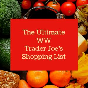Trader Joe's Shopping List